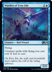 Warden of Evos Isle - Foil