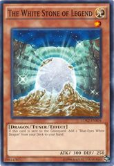 The White Stone of Legend - LDK2-ENK04 - Common - Unlimited Edition