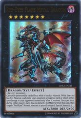 Red-Eyes Flare Metal Dragon - LDK2-ENJ41 - Ultra Rare - Unlimited Edition