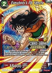 Everybody's Pal Yamcha (Level 2 Judge Promo) - P-077 - PR