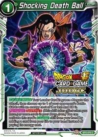 Shocking Death Ball (Judge Promo) - BT5-075 - PR