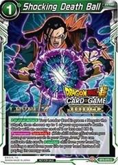 Shocking Death Ball (Level 2 Judge Promo) - BT5-075 - PR