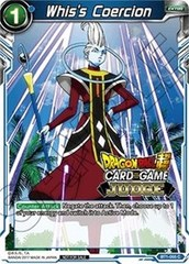 Whis's Coercion (Judge Promo) - BT1-055 - PR