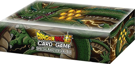 Dragon Ball Super - Expansion Set 06: Special Anniversary Box (Shenron Design)