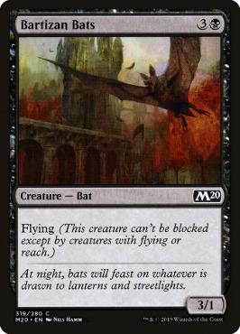 Bartizan Bats - Welcome Deck Exclusive