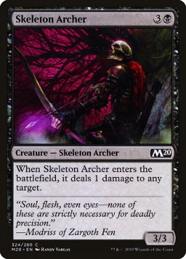Skeleton Archer - Welcome Deck Exclusive