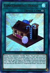 Gingerbread House - BLHR-EN004 - Ultra Rare - 1st Edition on Channel Fireball