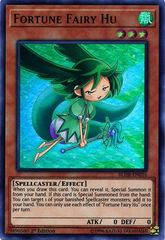 Fortune Fairy Hu - BLHR-EN016 - Ultra Rare - 1st Edition on Channel Fireball