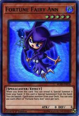 Fortune Fairy Ann - BLHR-EN018 - Ultra Rare - 1st Edition on Channel Fireball