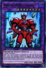 Vision HERO Trinity - BLHR-EN062 - Ultra Rare - 1st Edition