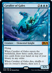 Cavalier of Gales - Promo Pack
