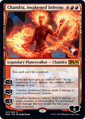 Chandra, Awakened Inferno - Promo Pack