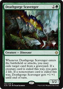 Deathgorge Scavenger - Promo Pack