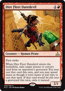 Dire Fleet Daredevil - Promo Pack