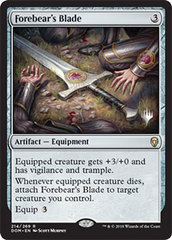 Forebear's Blade - Promo Pack