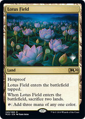 Lotus Field - Promo Pack