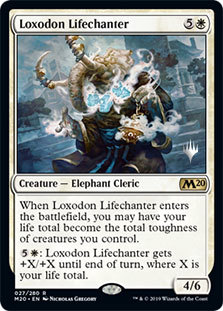Loxodon Lifechanter - Promo Pack