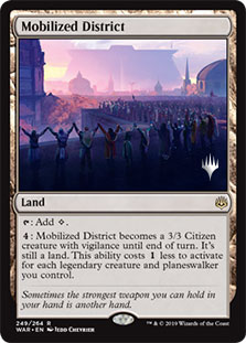 Mobilized District - Promo Pack