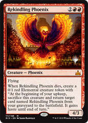 Rekindling Phoenix - Promo Pack