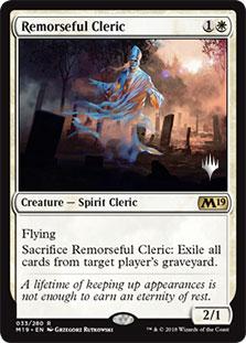 Remorseful Cleric - Promo Pack