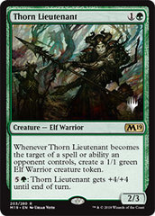 Thorn Lieutenant - Promo Pack