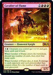 Cavalier of Flame - Promo Pack - Foil