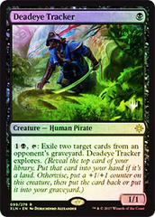 Deadeye Tracker - Foil - Promo Pack