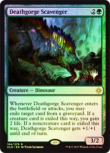 Deathgorge Scavenger - Foil - Promo Pack