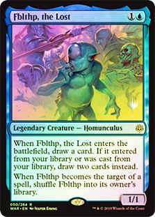 Fblthp, the Lost - Foil - Promo Pack