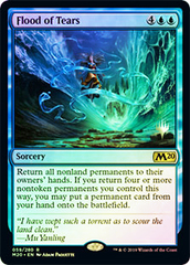 Flood of Tears - Foil - Promo Pack