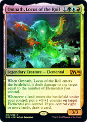 Omnath, Locus of the Roil - Foil - Promo Pack