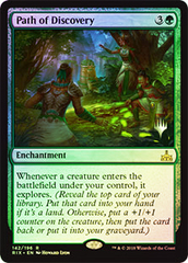 Path of Discovery - Foil - Promo Pack
