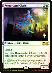Remorseful Cleric - Foil - Promo Pack