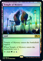 Temple of Mystery - Foil - Promo Pack