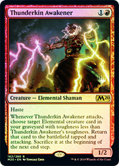 Thunderkin Awakener - Foil - Promo Pack