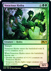 Voracious Hydra - Foil - Promo Pack