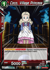 Coco, Village Princess - BT7-015 - C - Foil