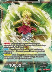 Broly // Broly, Recurring Nightmare - BT7-002 - UC - Pre-release (Assault of the Saiyans)