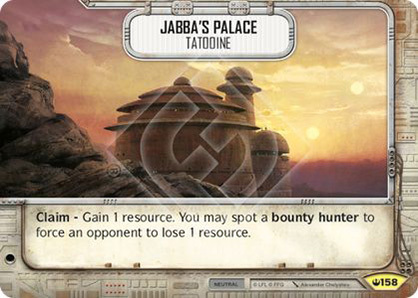 Jabbas Palace - Tatooine