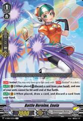 Battle Heroine  Enola - V-EB08/023EN - R