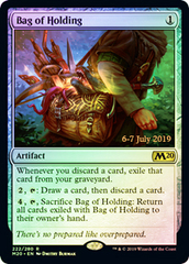 Bag of Holding - Foil - Prerelease Promo