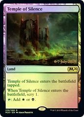 Temple of Silence - Foil - Core Set 2020 Prerelease Promo