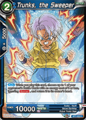 Trunks, the Sweeper - BT7-032 - C - Foil