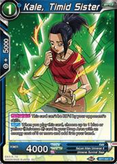Kale, Timid Sister - BT7-041 - C