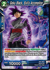 Goku Black, Evil's Accomplice - BT7-044 - C - Foil