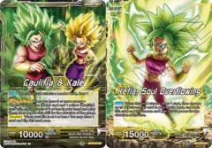 Caulifla & Kale // Kefla, Soul Overflowing - BT7-075 - UC