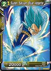 Super Saiyan Blue Vegeta - BT7-076 - C