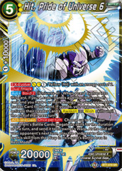 Hit, Pride of Universe 6 - BT7-079 - SR