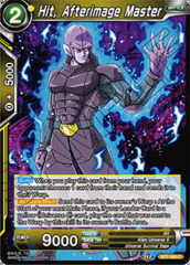 Hit, Afterimage Master - BT7-080 - C - Foil