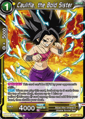 Caulifla, the Bold Sister - BT7-085 - UC